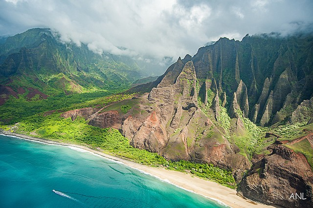 Photo of Kauai by Alastair Lang